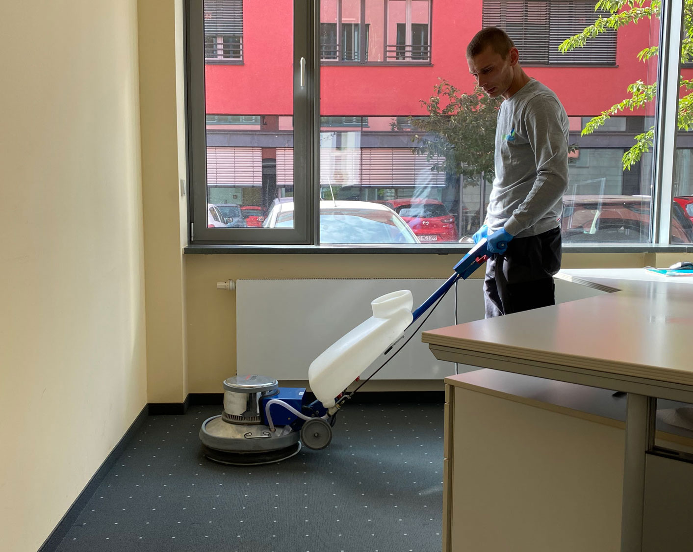 Reinigung Büro Frankfurt am Main