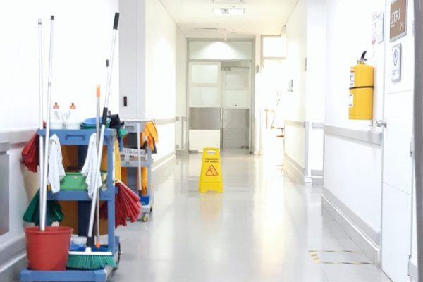 Krankenhausreinigung Frankfurt am Main